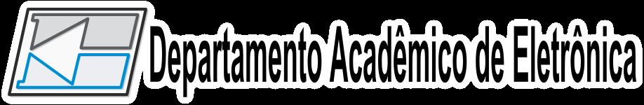 Departamento Acadêmico de Eletrônica – Campus Florianópolis