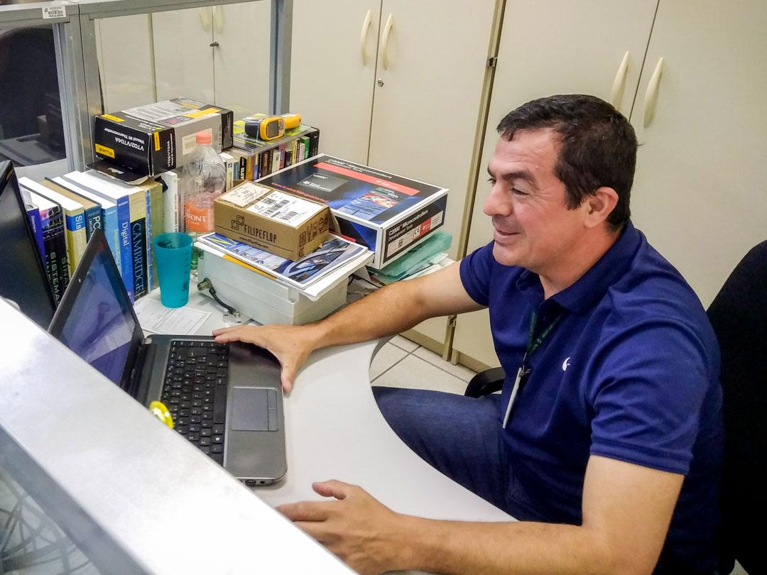 Flábio Alberto Bardemaker Batista